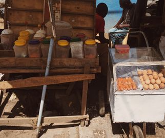 COMMENDED. Selina Onyando, 22, Lunch Time in Rongai, photo