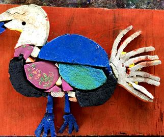 Anidan Centre, Clement Murithi, 13, Pata Pata Bird, recycled,
